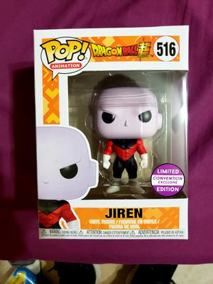 Dragon Ball Super Funko Pop! Jiren Limited Edition Exclusive for Sale in Miami, FL