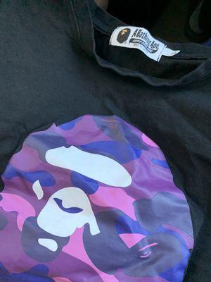 BAPE shirt for Sale in Azalea Park, FL