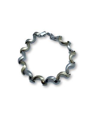 14k Two-Tone Bracelet for Sale in Alexandria, VA