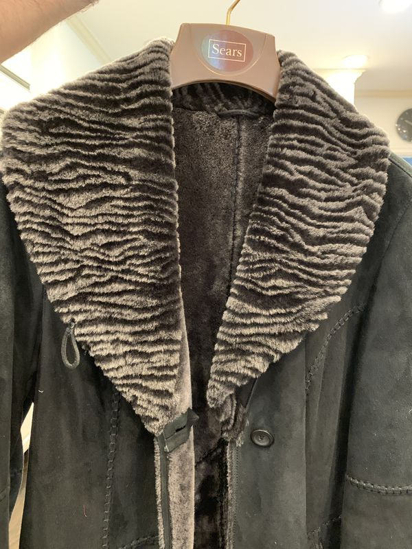 Beautiful Ladies Shearling Coat