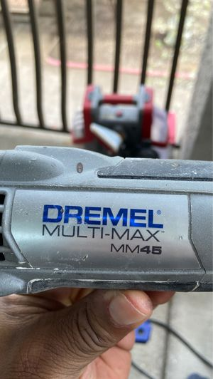 Dremel Multi Max MM45 for Sale in Austin, TX