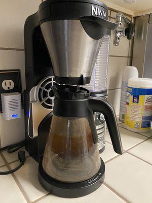 Ninja coffee maker for Sale in Fresno, CA