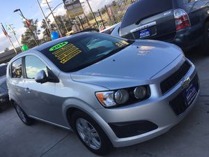 2014 Chevy Sonic Hatchback for Sale in Los Angeles, CA