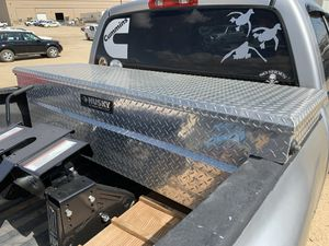 Husky Truck Bed Took Box for Sale in Morton, WY