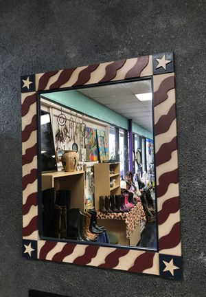 American Flag Mirror for Sale in Fort McDowell, AZ