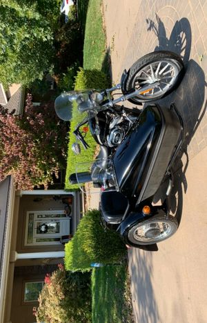 2003 Harley Davidson Touring Anniversary Edition 883 Sportster with Velorex Sidecar for Sale in Los Angeles, CA