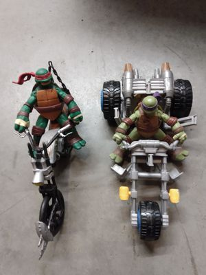 Ninja turtles for Sale in Carmichael, CA