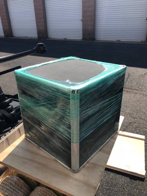 Vaultz Locking CD 4 Drawer Storage Container with Key
