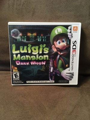 3DS Luigi's Mansion: Dark Moon for Sale in Murfreesboro, TN