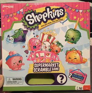 Shopkins Supermarket Scramble for Sale in Port Richey, FL