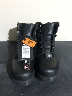 Men's Work boots New Size 11. $60 OBO for Sale in Henderson, NV