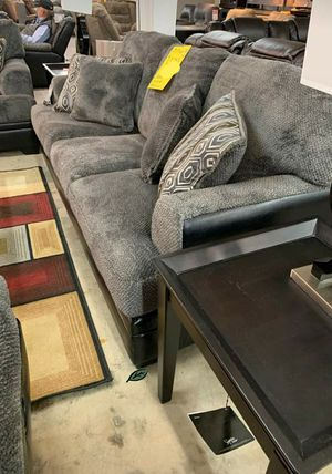 Brand new in the box                     SPECIAL] Millingar Smoke Living Room Set Sofa and loveseat for Sale in Jessup, MD