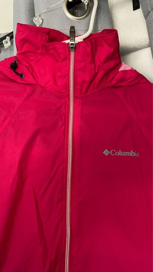 Pink Columbia size small jacket women's for Sale in Tracy, CA