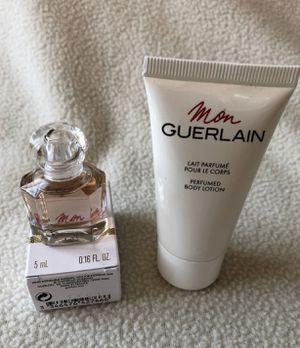 Mon Guerlain Set Body Cream & Parfum for Sale in Brooklyn, NY