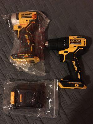 Dewalt Brushless Drill Set for Sale in Myrtle Beach, SC