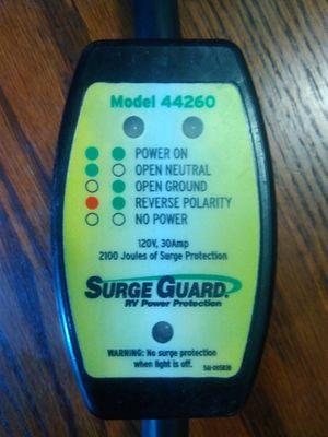 RV 30 AMP SURGE GUARD for Sale in Burleson, TX