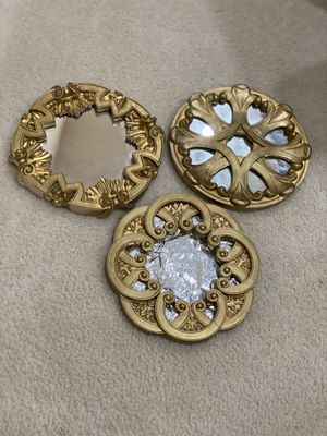 3 wall mirror frame for Sale in San Diego, CA