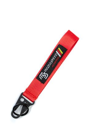 BRAND NEW MAZDASPEED WRIST RED KEYCHAIN for Sale in City of Industry, CA