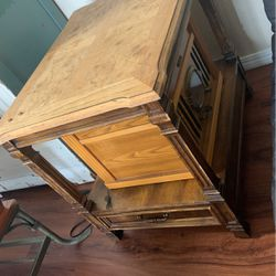 Free Solid Wood End Tables for Sale in Hillsboro,  OR
