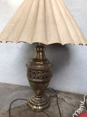 Working lamp for Sale in Riverside, CA