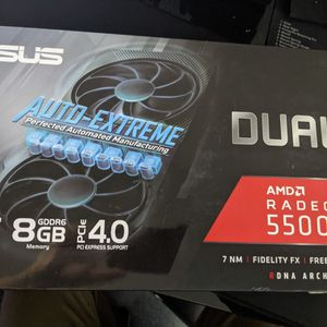 Asus 5500xt 8gb for Sale in Hayward, CA