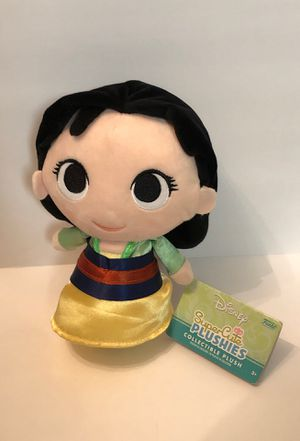 "Disney Mulan 6 "" Plush Funko Disney Super Cute Plushies New with Tags for Sale in Las Vegas, NV"