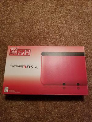 Nintendo 3DS XL box only for Sale in Hoboken, NJ