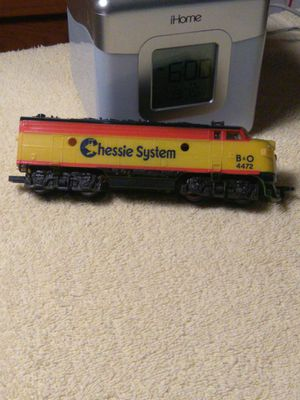 CHESSIE SYSTEM Locomotive B&O 4472 Life-Like Made for sale  Hong Kong for Sale
