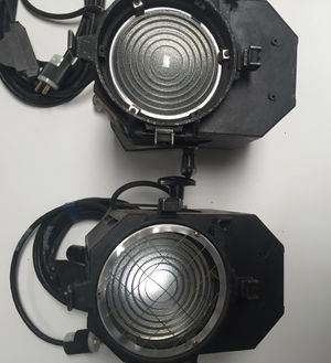 Polaris Bambino Quartz Color Halogen Lights for Sale in San Fernando, CA