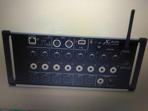 XR16 behringer digital mixer for Sale in Lauderhill, FL