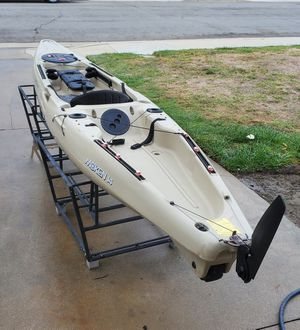 14ft Moken Feel Free fishing Kayak for Sale in Chino, CA