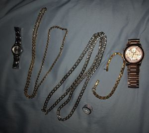 Gold & Silver jewelry lot (negotiable) for Sale in Walkersville, MD