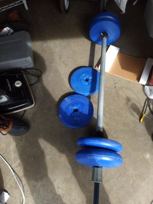 Weighs and bar for Sale in Hyattsville, MD