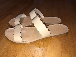 Anthropologie Sophia Milano slides sandals for Sale in Ada, MI