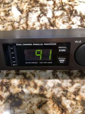 Alesia Microverb 4 signal processor for Sale in Scottsdale, AZ