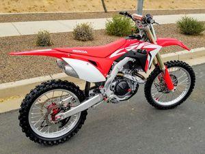2018 Honda CRF450 for Sale in Phoenix, AZ