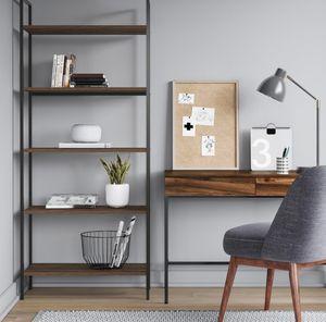 """Project 62 72"""" Loring 5 Shelf Ladder Bookcase Walnut for Sale in Brea, CA"""