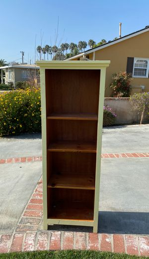Solid wood Book shelves for Sale in Long Beach, CA