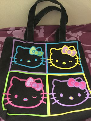 Hello Kitty Zip-up Tote Bag for Sale in Everett, WA
