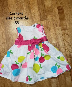 Carters brand dress for Sale in PA, US