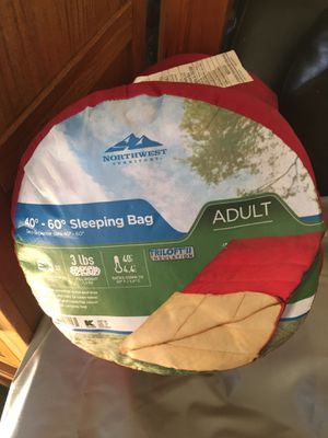 Northwest sleeping bag for Sale in Novato, CA