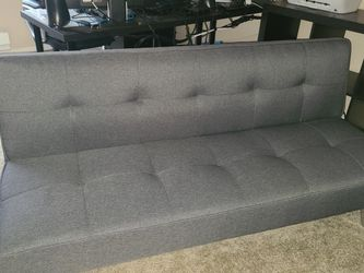 Grey Serta Futon for Sale in Hillsboro,  OR