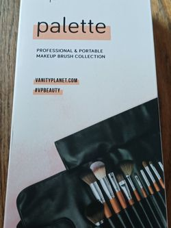 Vanity Planet MakeUp Brush Collection New for Sale in Westchester,  IL