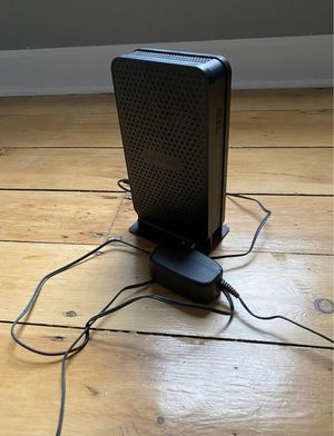 Netgear cable modem/router for Sale in Lynn, MA