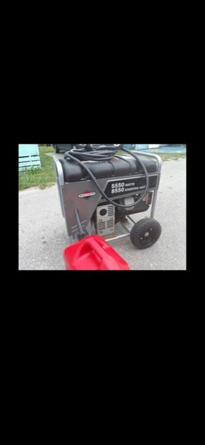 Generator 8550 WATTS brand new all incluid. for Sale in Lake Worth, FL