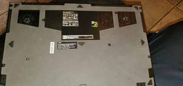 MSI Gaming Laptop w/ 1500gbs MS-16K5