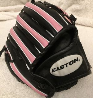 Easton left hand (right throw) youth glove for Sale in Chesapeake, VA