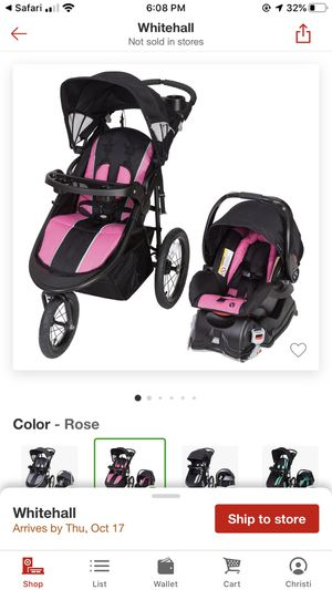 Stroller Car seat Travel System for Sale in Columbus, OH