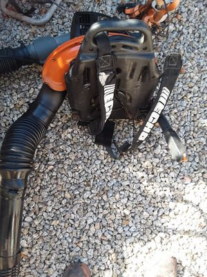 Echo pb580t backpack blower for Sale in Peoria, AZ