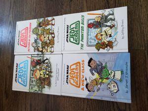 Star wars jedi academy hc books for Sale in Plainfield, IL
